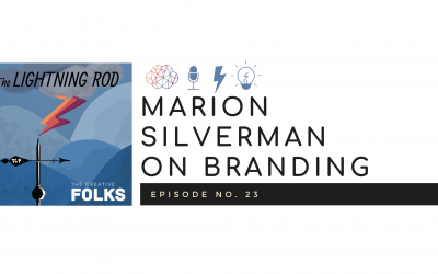 Ep. 23 | Marion Silverman on Branding