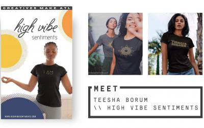 Be Vibrant, Stay Lit – Meet Teesha