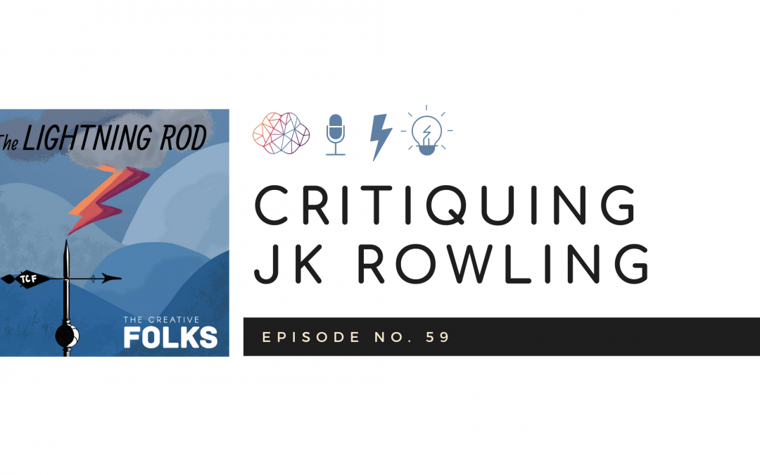 Critiquing JK Rowling