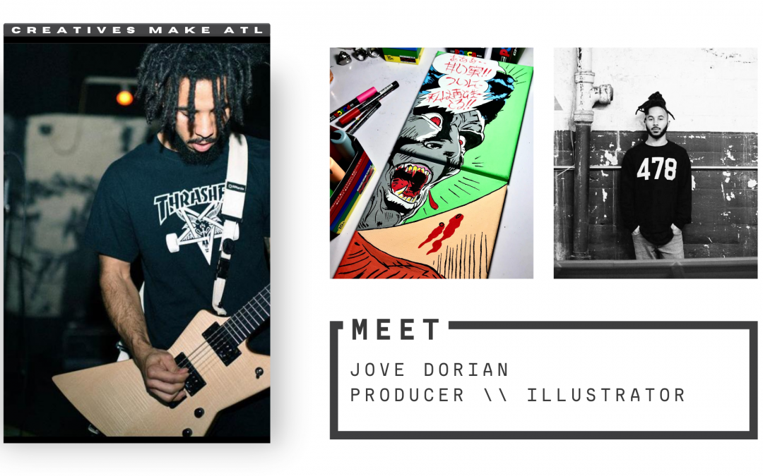 I Probably Wouldn't Be Who I Am Today Without My Creative Passions, Meet Jove!