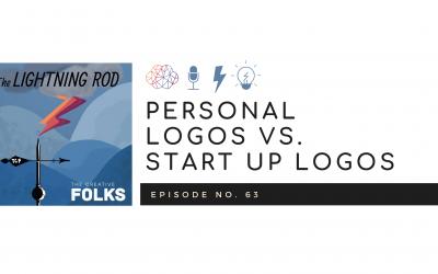 Personal Logos vs. Start Up Logos