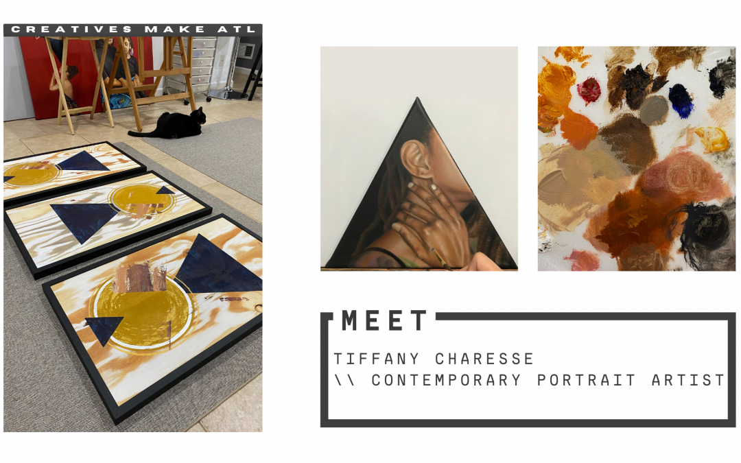 Introducing themselves as an artist to the world, meet Tiffany