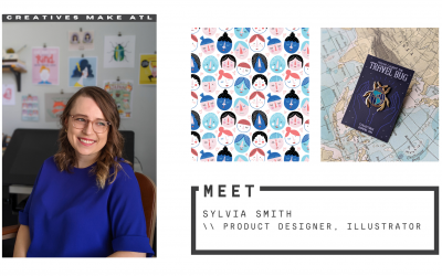 Take a creative breather with Sylvia