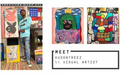 Express yourself through your creative endeavors, let's chat with Nigel AKA Huggntreez