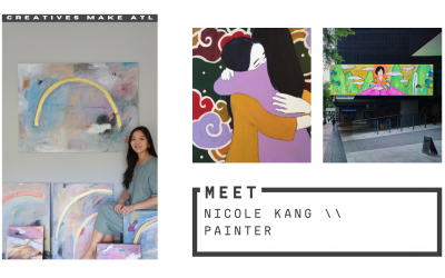 First feature for AAPI Month: Nicole Kang