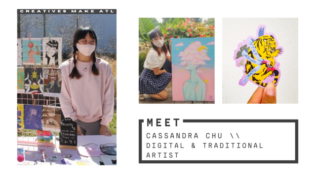 There is a place for everyone, learn more about Cassandra Chu!