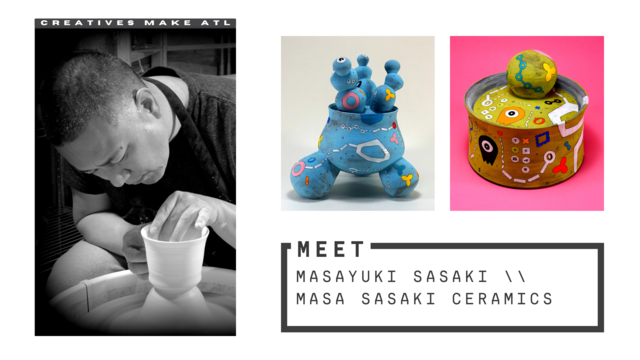From hobby to galleries and museums, meet Masayuki